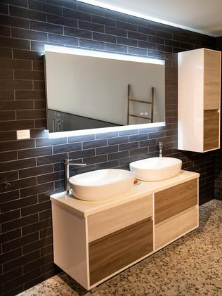 High tech: the Otto Premium 1500 mirror. Picture supplied by Remer.