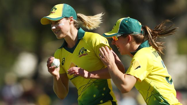 Ellyse Perry is one of the game's biggest stars. Picture: Getty