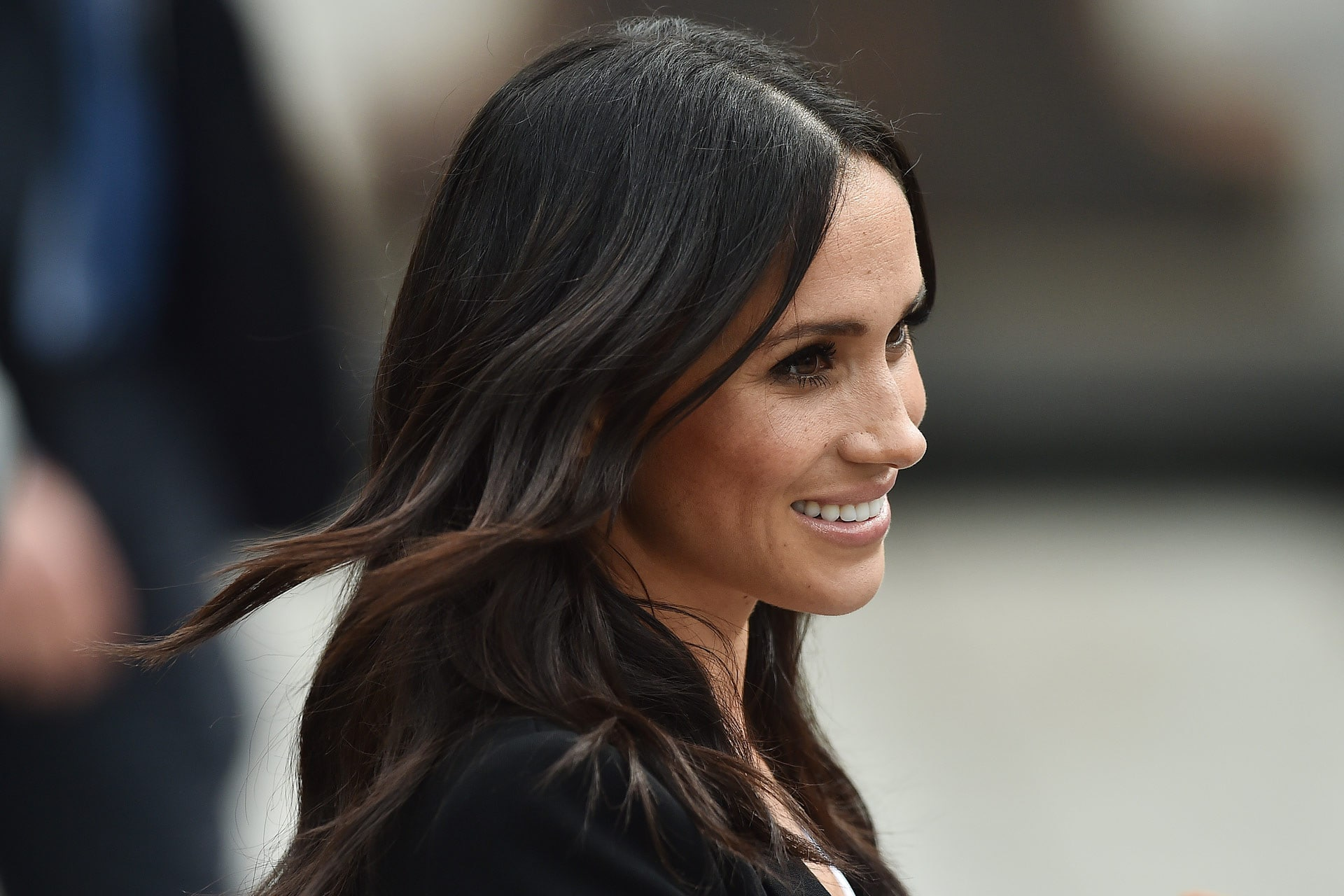 Meghan Markle just broke royal protocol again while on her tour of Ireland