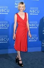 Anne Heche attends the 2017 NBCUniversal Upfront at Radio City Music Hall on May 15, 2017 in New York City. Picture: AFP