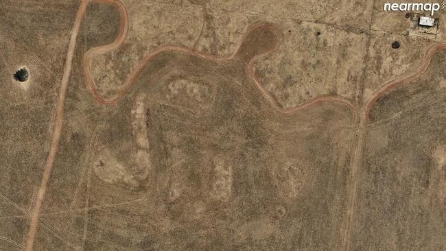 The same part of Rockbank seen above, as it was in December 2014. Picture: Nearmap