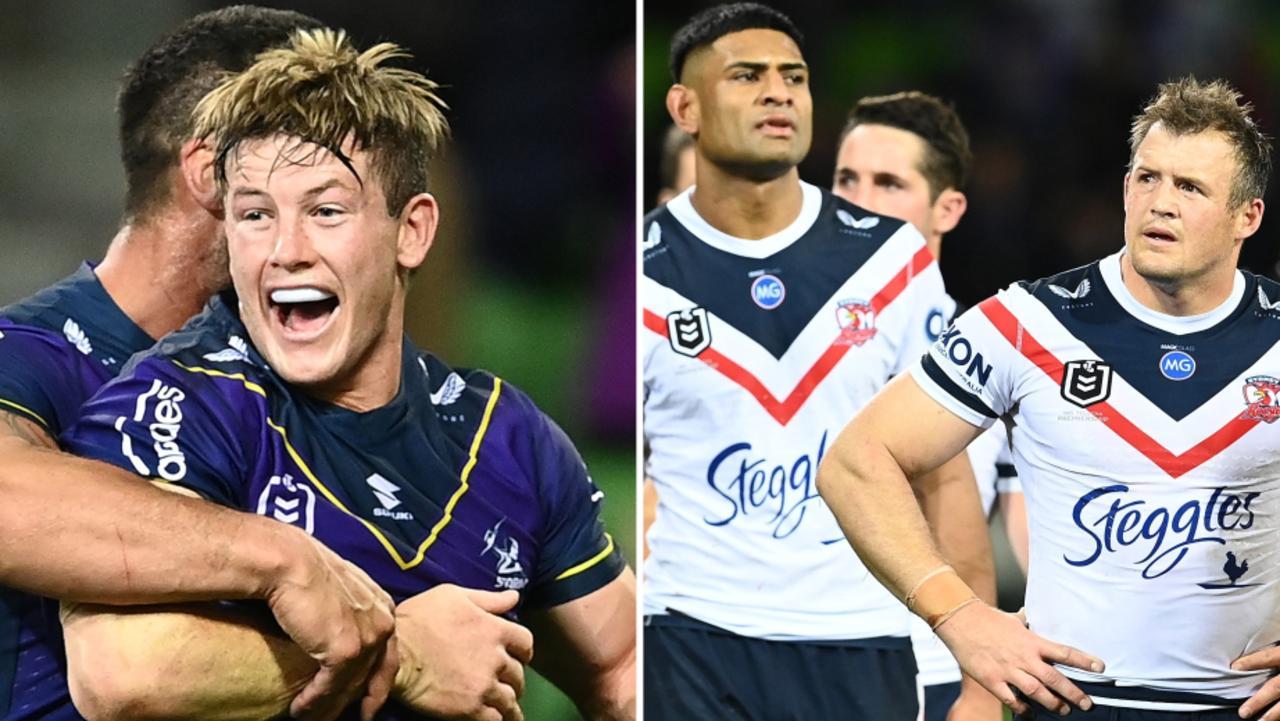 NRL 2021: Melbourne Storm vs Sydney Roosters, Round 6, live blog, live stream, scores, videos, updates, Ryan Papenhuyzen, James Tedesco