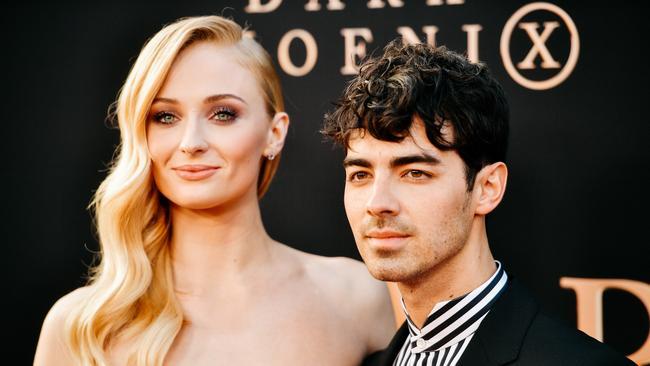 Sophie Turner and Joe Jonas. Picture: Matt Winkelmeyer/Getty Images.