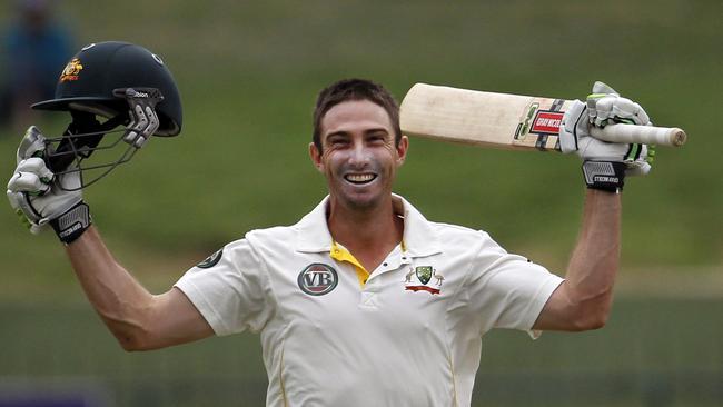 Shaun Marsh has dominated Sri Lanka since scoring a century on debut in 2011.