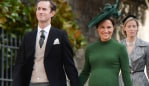 Pippa looked ready to pop at the royal wedding. Photo: (Photo by Pool/Samir Hussein/WireImage)