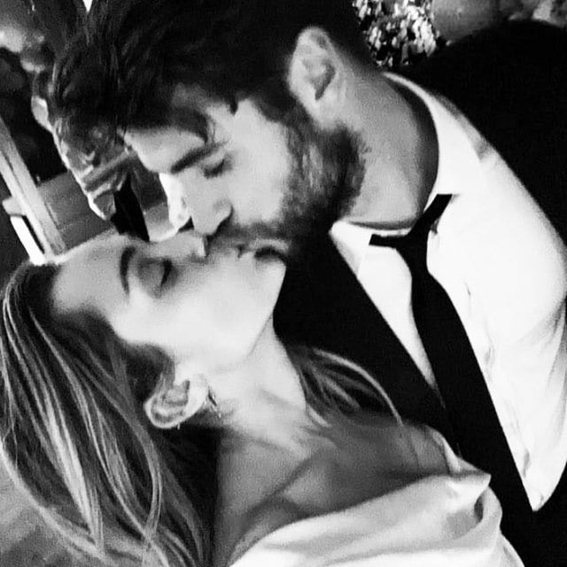 Miley Cyrus' love letter to Liam Hemsworth will have you sounding like Romeo too