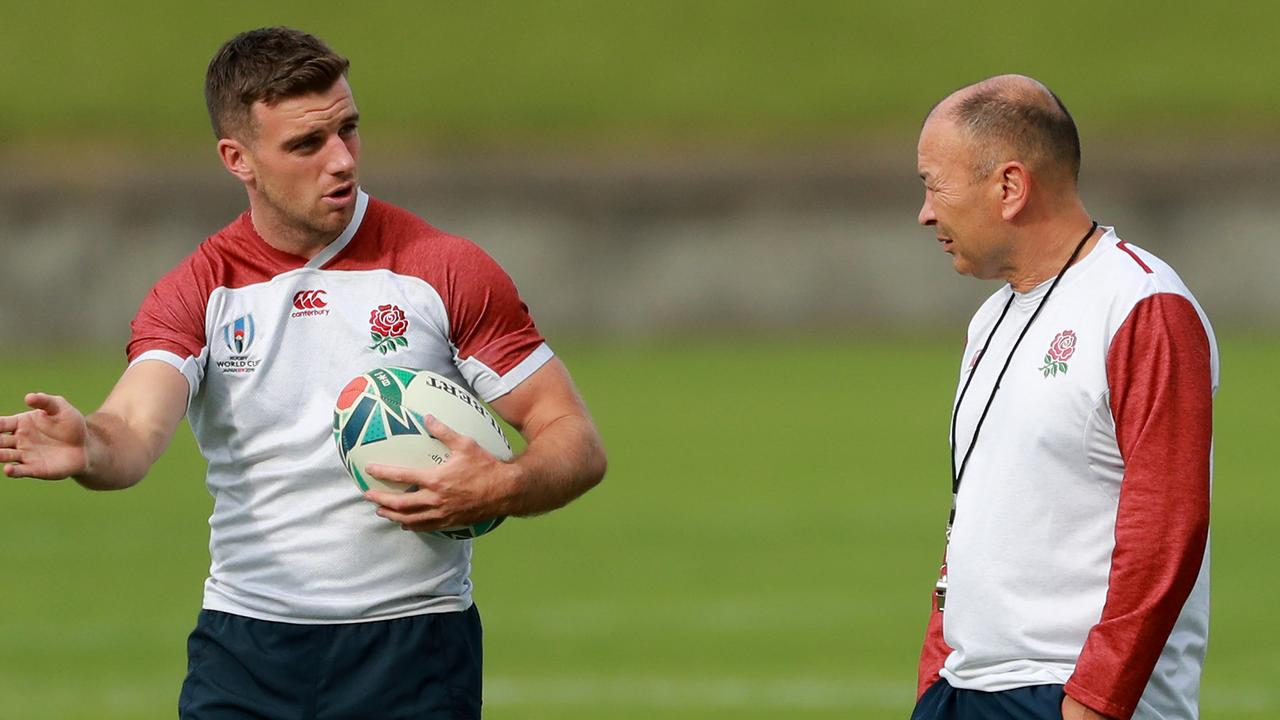 George Ford was switched to the Bench by Eddie Jones against the Wallabies.