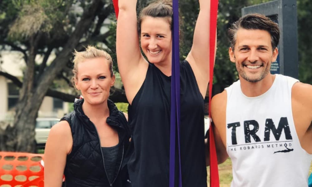 Bachelor Tim Robards talks women's strength