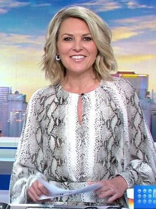 Georgie Gardner rocked the same outfit days before her predecessor and looks equally as stylish.