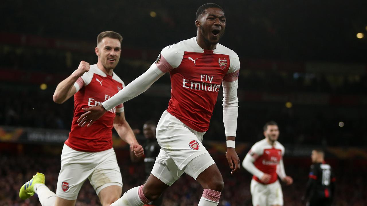 Ainsley Maitland-Niles is garnering plenty of interest. (Photo by Alex Morton/Getty Images)