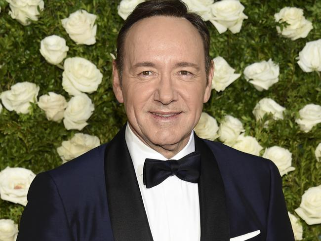 A number of other men have claimed to have experienced unwanted sexual advances from Kevin Spacey. Picture: Evan Agostini/Invision/AP, File.
