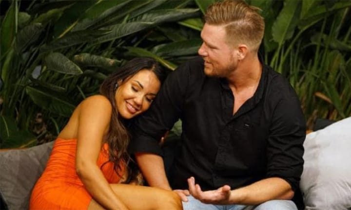 Former MAFS 'villain' Davina spills on huge secret about infamous scene