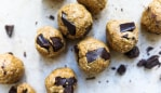 Collagen cookie dough protein balls are the perfect meal-prep snack. Image: Supplied. Healthy Luxe for Amazonia.