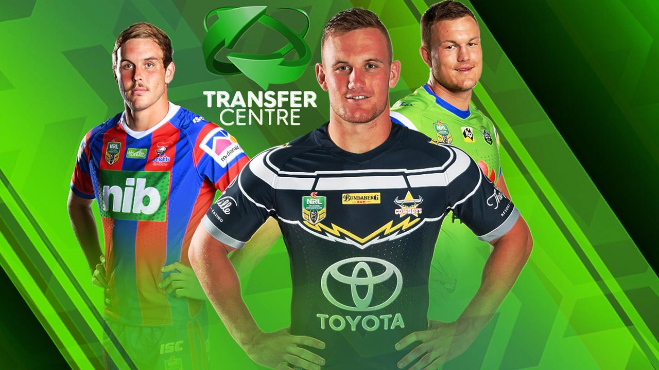 Cory Denniss, Coen Hess and Liam Knight have all put pen to paper.