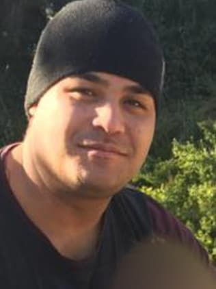 Ben Togiai, 30, was shot in the face at a boxing event in Kensington, Melbourne. Source: Facebook