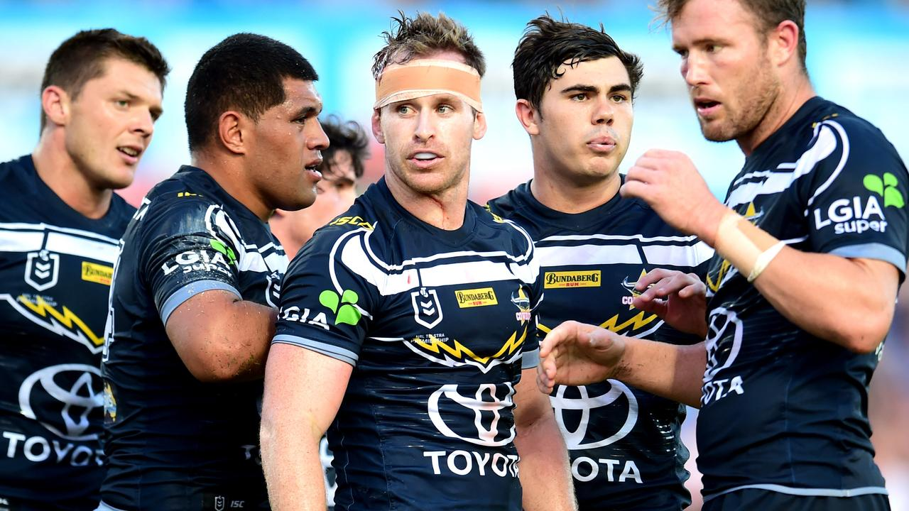 Michael Morgan is the key to the Cowboys. Picture: Alix Sweeney