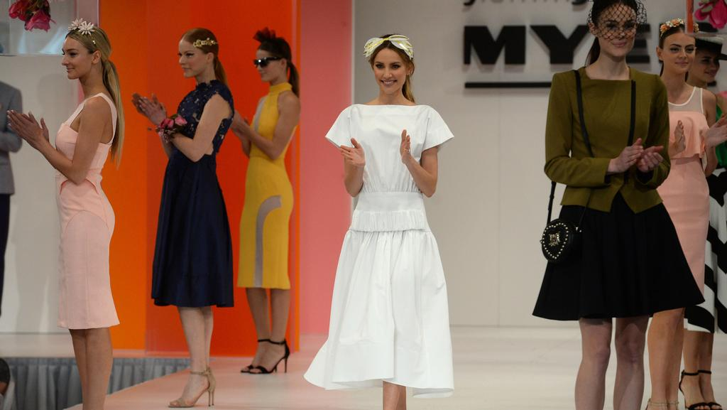 Myer Spring Fashion Launch What To Wear To Spring Racing Carnival