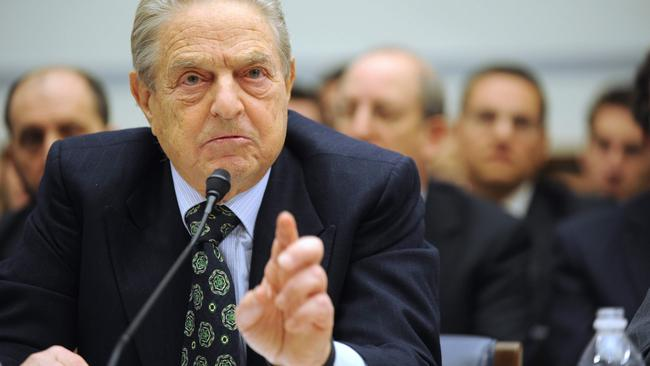 Panama Papers: George Soros' ties to secretive weapons firm