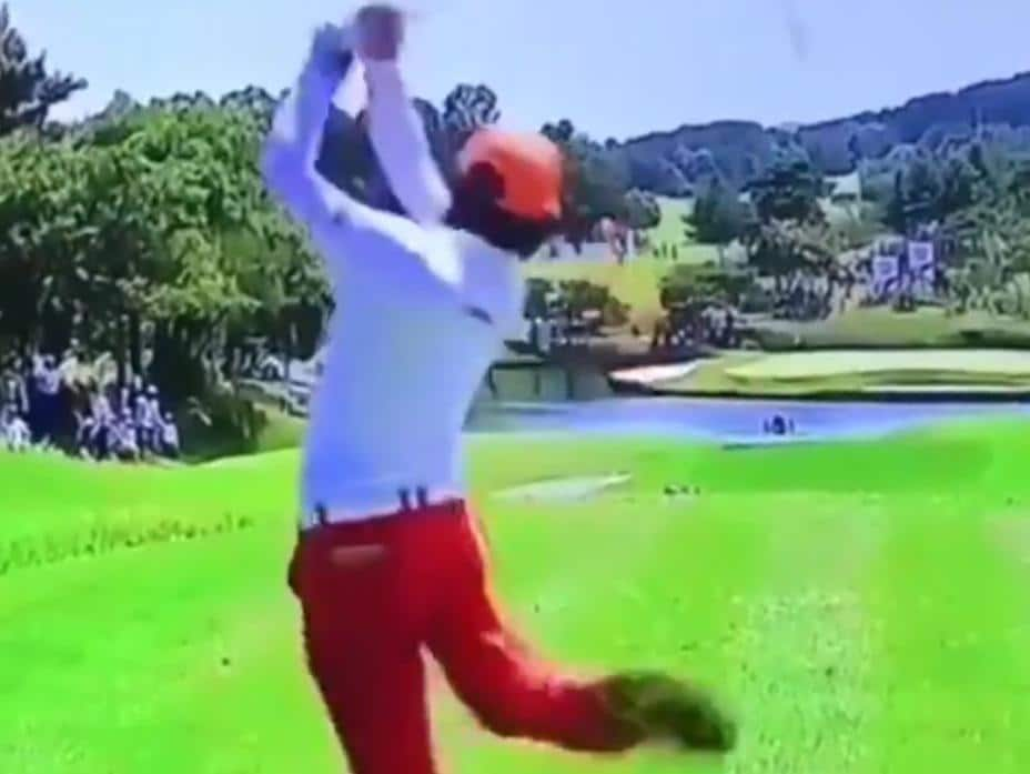 steps great simple youtube to watch golf swing