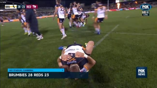 Brumbies are 2020 champs!