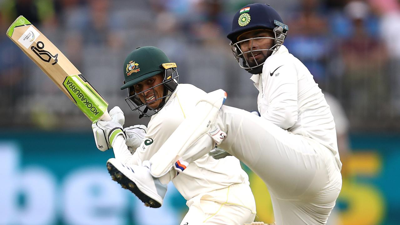 Australia v India second Test live: match in the balance in