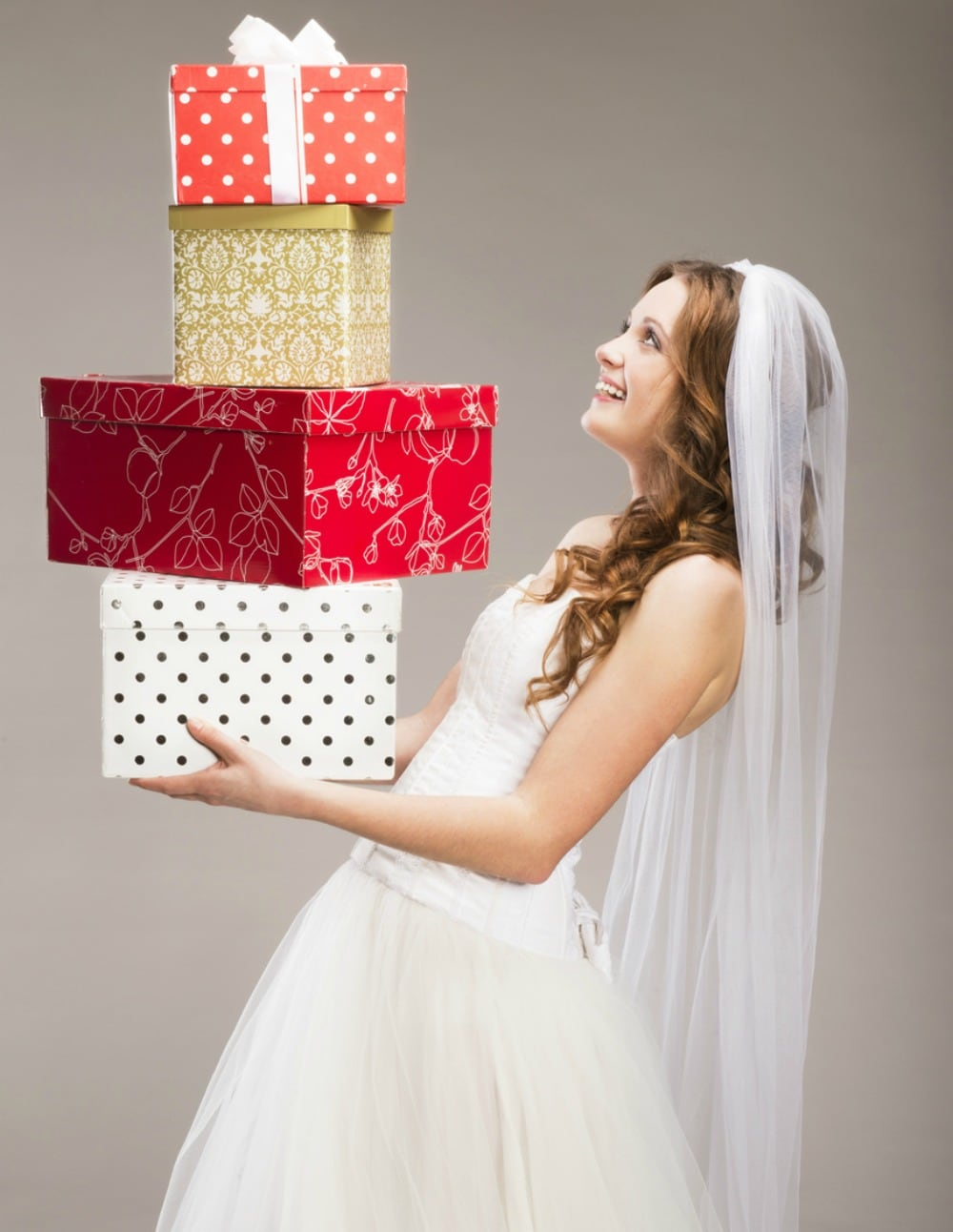 Woman who thinks no wedding gift registry means no present branded ...