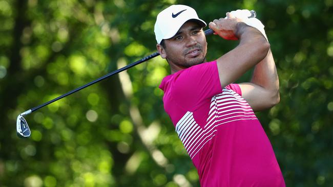 Jason Day is the top-ranked Aussie in the mix.