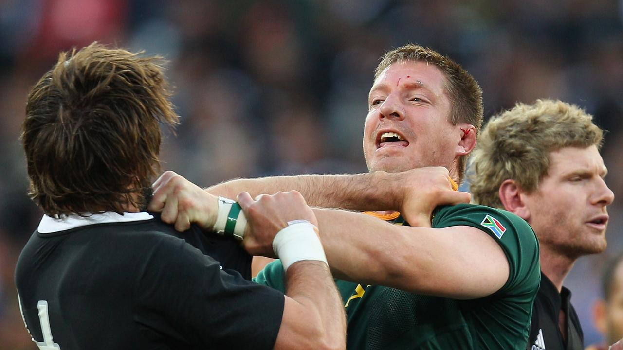 Callum MacDonald is modelling his game on Springboks great Bakkies Botha.