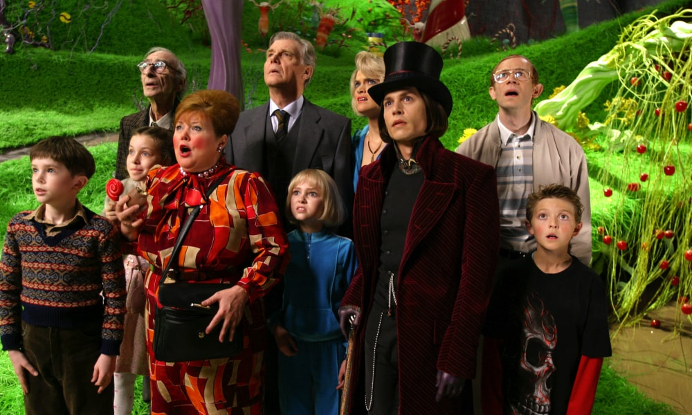 Willy Wonka is getting his own chocolate factory Down Under