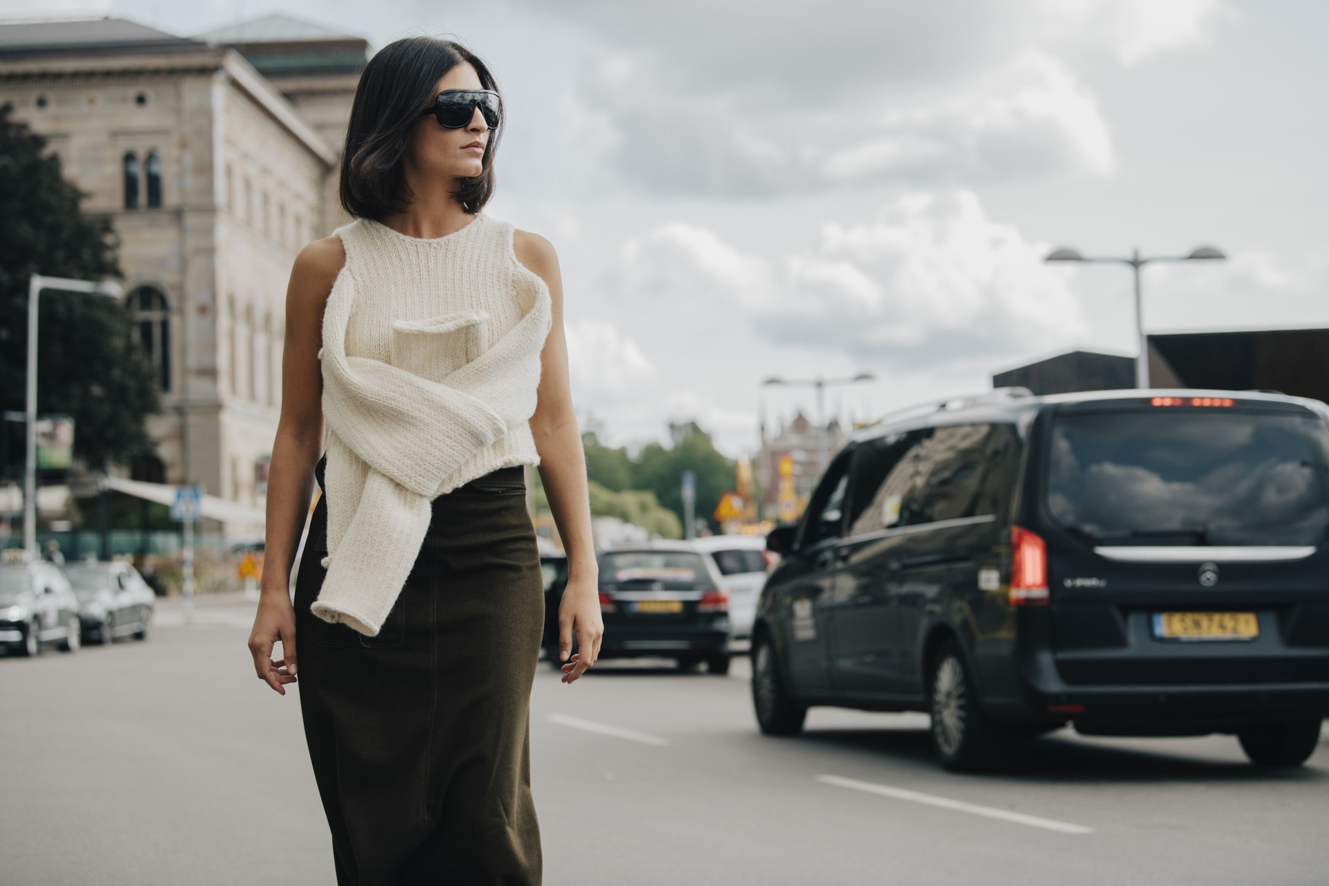 The best street style from Stockholm Fashion Week spring/summer '19
