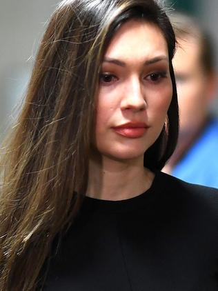 The disgraced movie mogul was also found guilty of raping hairstylist Jessica Mann. Picture: Johannes Eisele/AFP