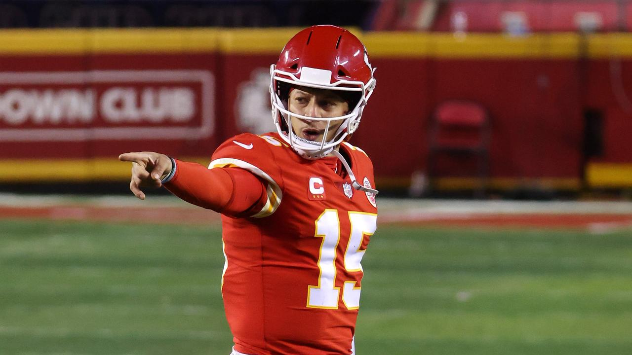 Patrick Mahomes was scheduled for a haircut with a barber who tested positive for Covid.