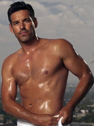 US actor Eddie Cibrian. Picture: Splash