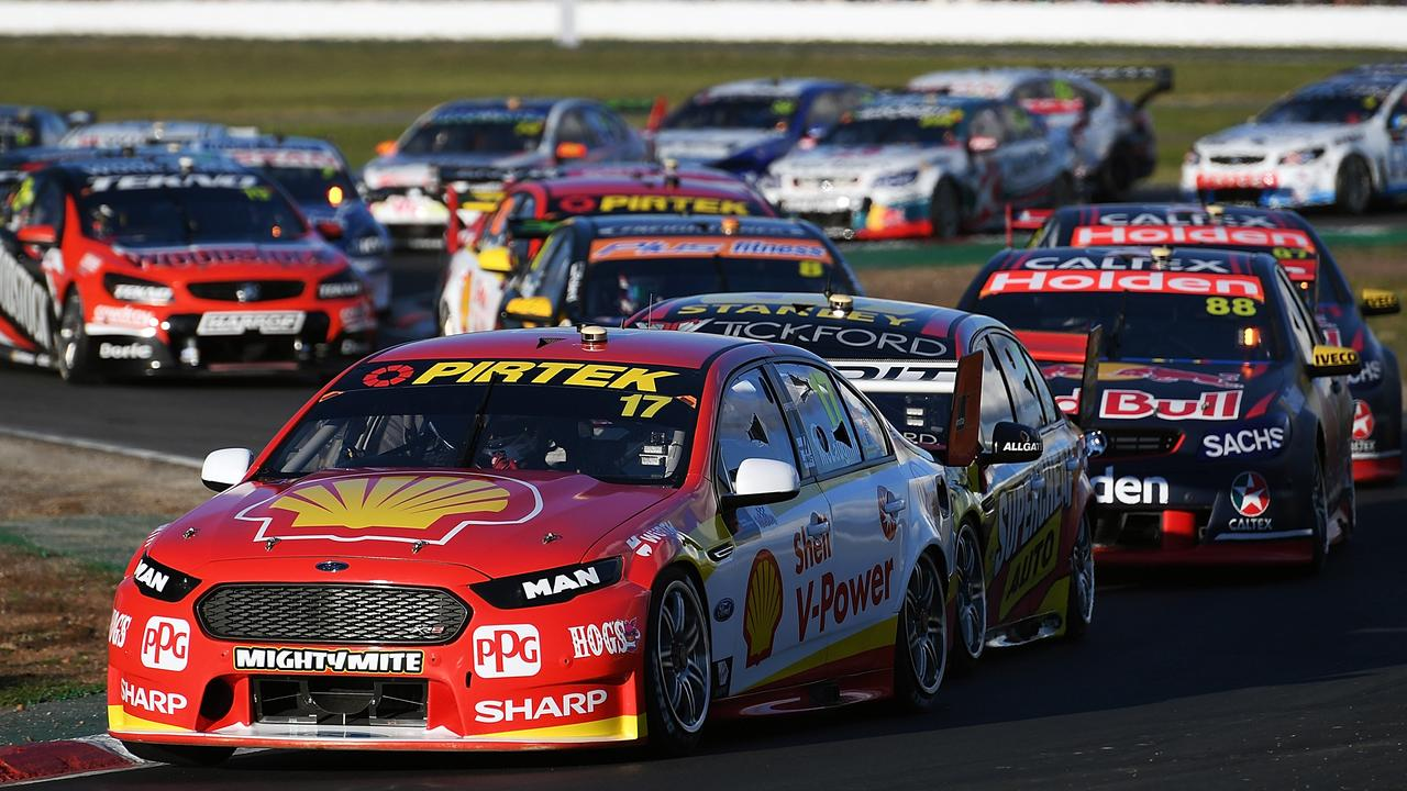 The 2018 Supercars Winton SuperSprint is LIVE and AD BREAK-FREE all weekend on FOX SPORTS.