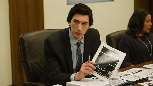 Adam Driver gives a commanding performance