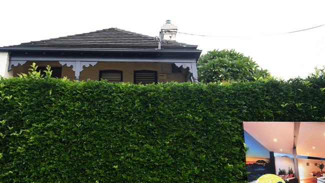 A house for sale in Sydney. Image: AAP/Paul Miller.