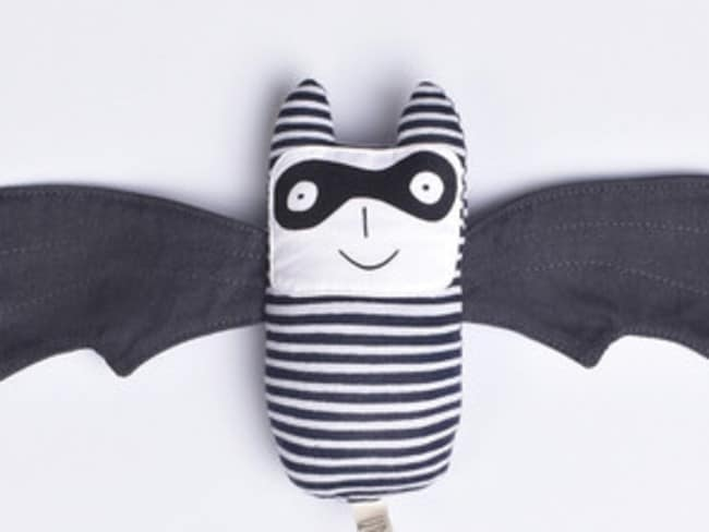 Ms Dodd says sales of her $55 Bandit Bat doll waned after Cotton On stocked a cheaper version.