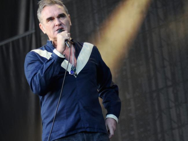 Morrissey will bypass Sydney on his Australian tour in favour of Canberra, Newcastle and Wollongong. Picture: Ilya S. Savenok/Getty Images for Firefly