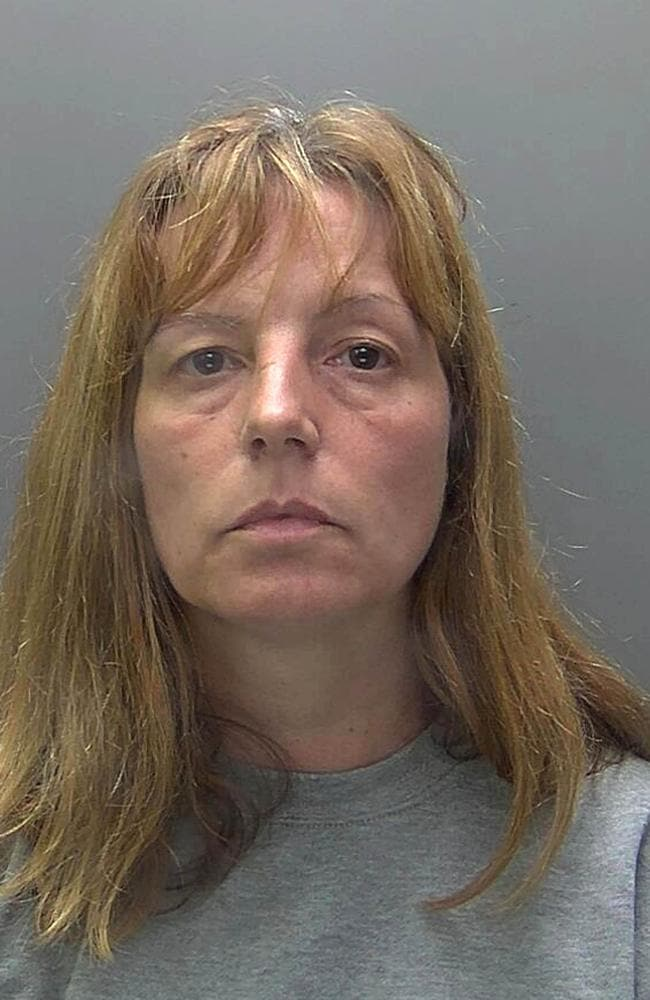 Angela Taylor murdered her wealthy farmer husband. Picture: Hertfordshire Police/PA Wire