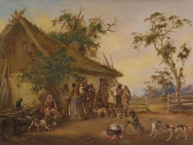 Sotheby S To Auction A Rare Alexander Schramm Painting Of