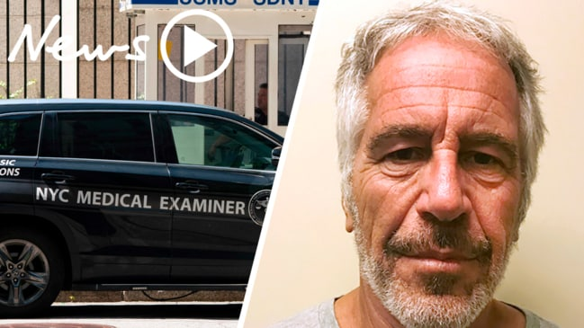 Jeffrey Epstein: Death ruled as suicide