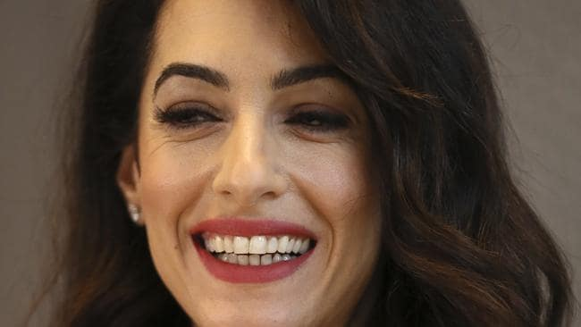 Amal Clooney: New role to help protect journalists announced