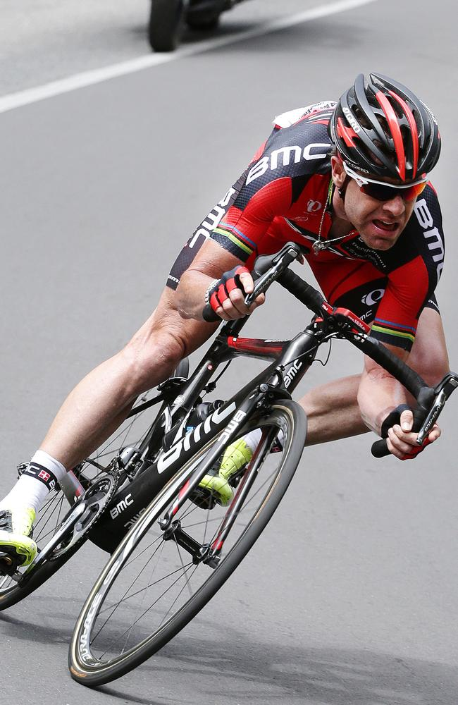Cadel Evans is Australia's greatest ever cyclist, and one ...