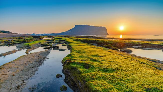 With its gorgeous landscape, Jeju has long been considered a popular tourist destination in South Korea.