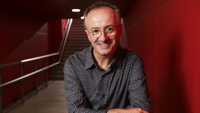 TV personality Andrew Denton is an advocate of the new laws. Picture: Justin Lloyd.
