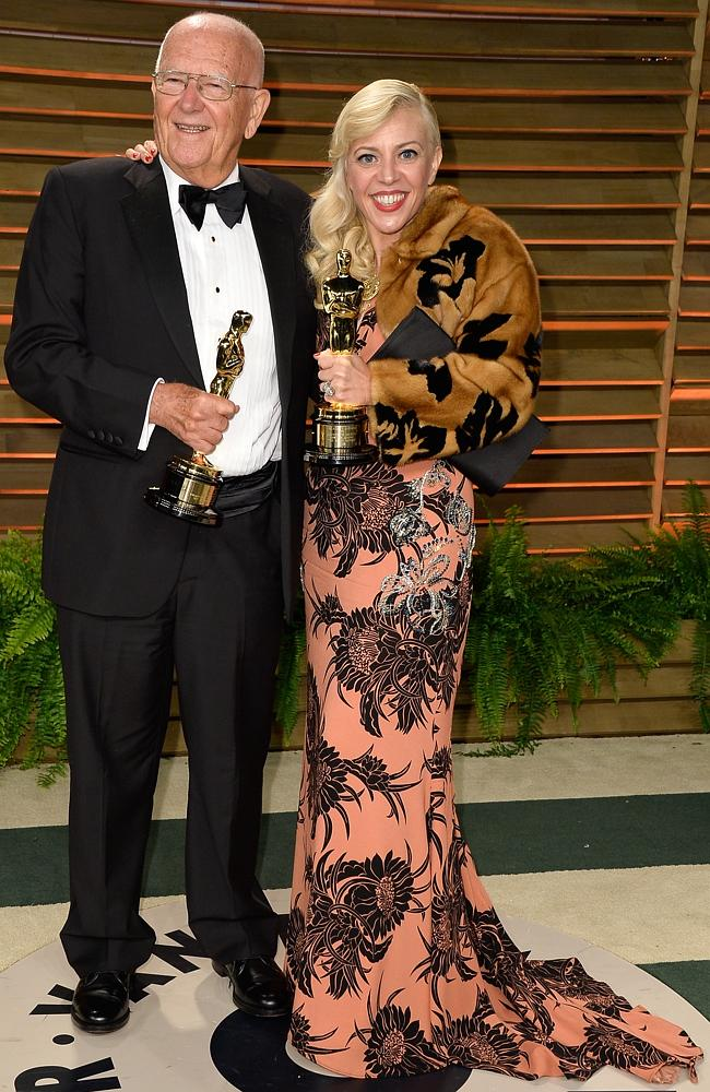 Double Oscars winner Catherine Martin. Picture: Getty Images
