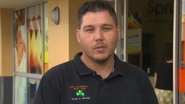 Ryan O'Donnell is the 'absolute legend' who helped an elderly stranger at a Coles checkout whose card declined.