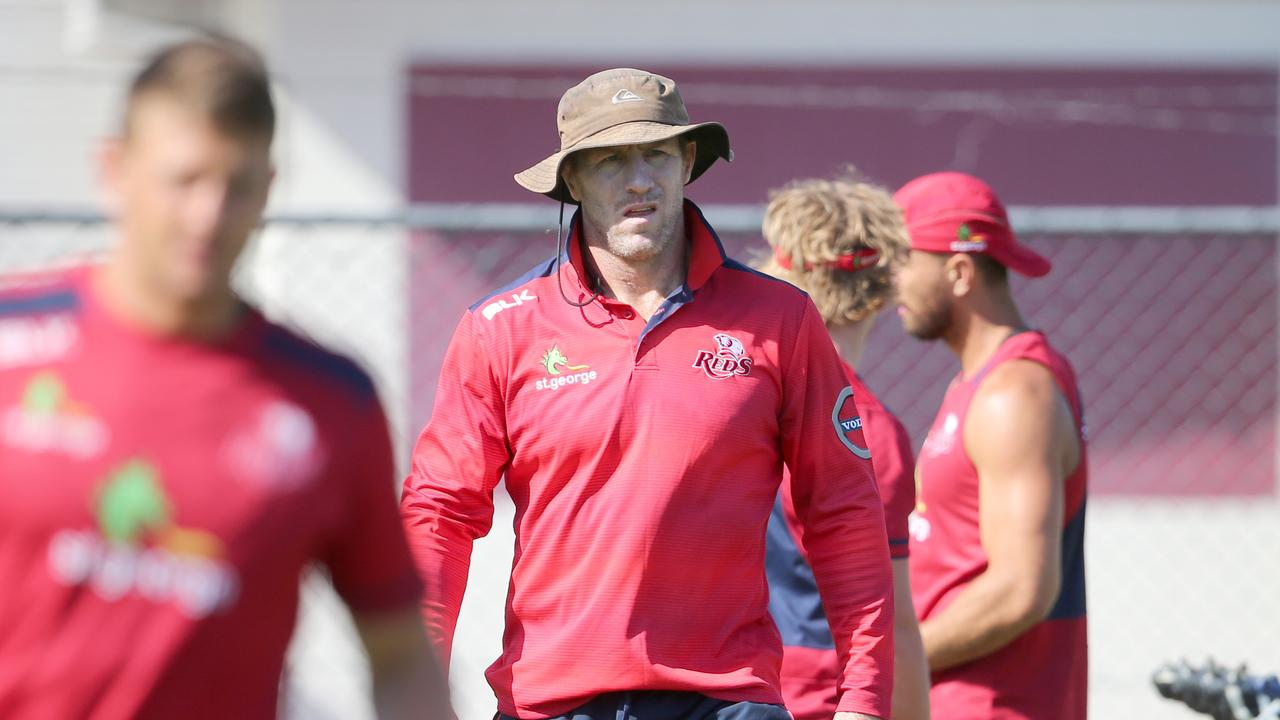 Reds coach Brad Thorn believes Quade Cooper's defence and attitude aren't healthy.