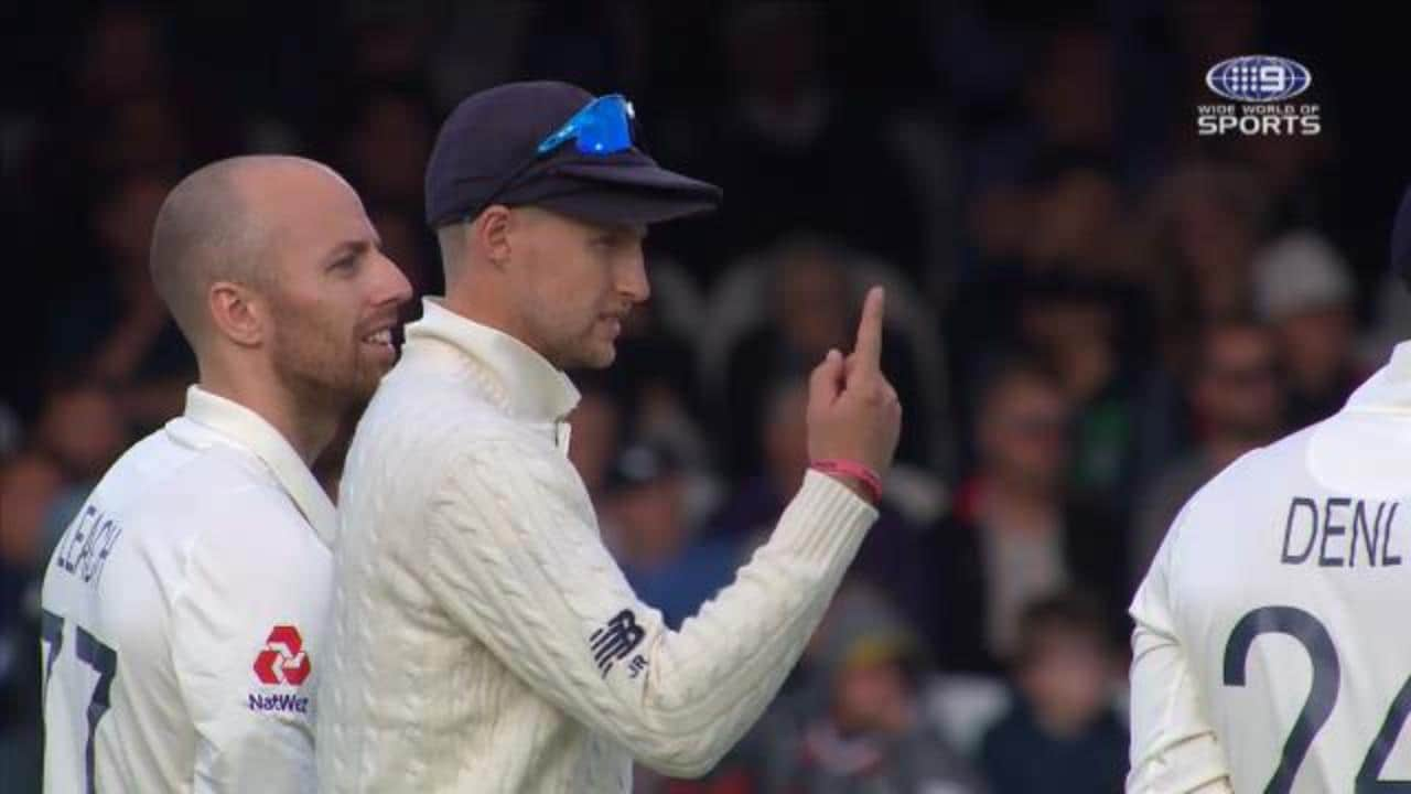 Root claims questionable catch