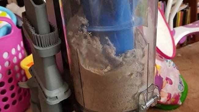 1200W Upright Vacuum at Kmart: Cheap Dyson alternative